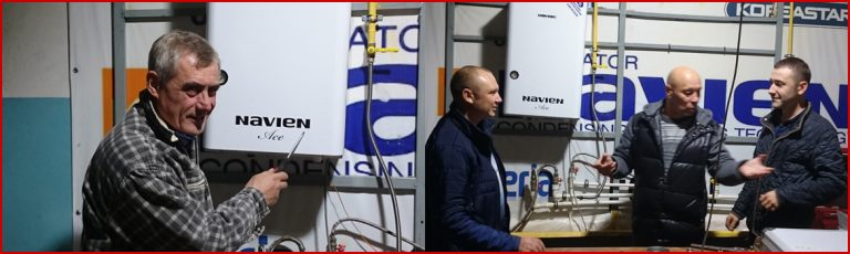 ремонт газовых котлов омске на выезд
